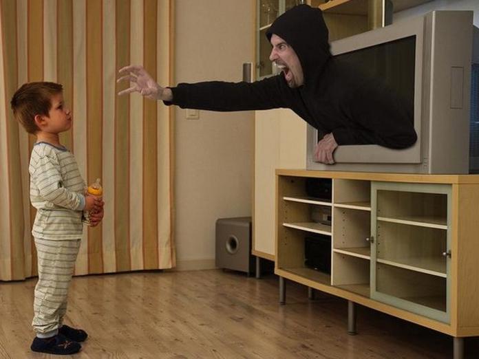 Специалисты исследовали влияние агрессивных фильмов на детей