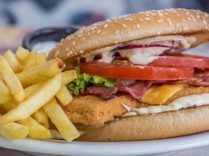 Западная пища способствует развитию пищевой инфекции