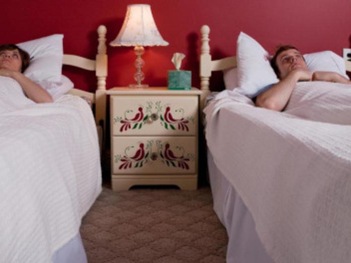 Раздельный сон супругов полезен для брака и здоровья