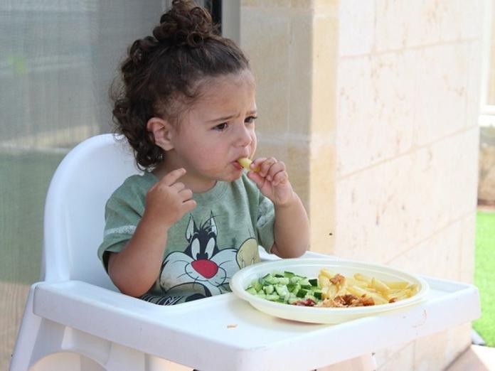 Дети плохо себя ведут из-за....питания. Видео