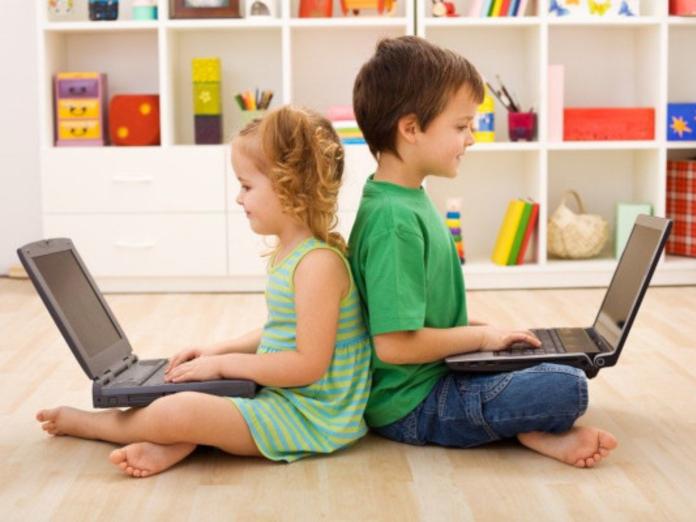 Мозг детей разрушается из-за увлечения компьютером