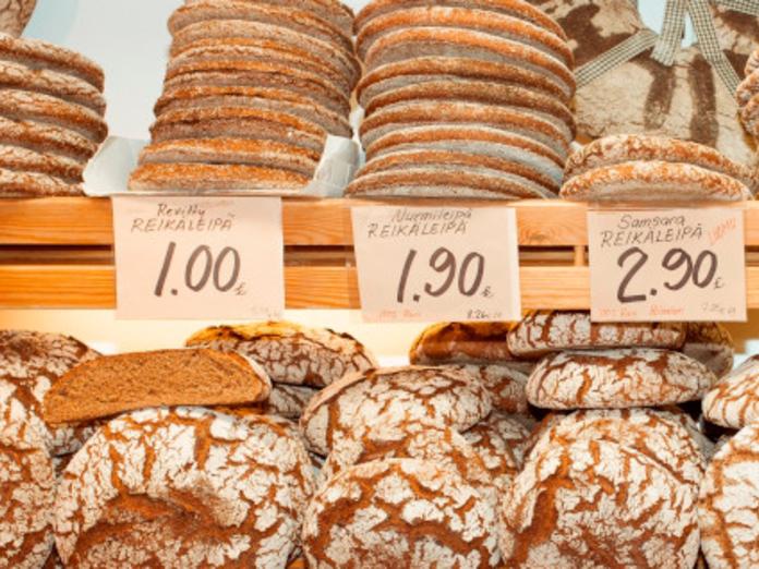 В Финляндии продаются продукты с иглами и гвоздями