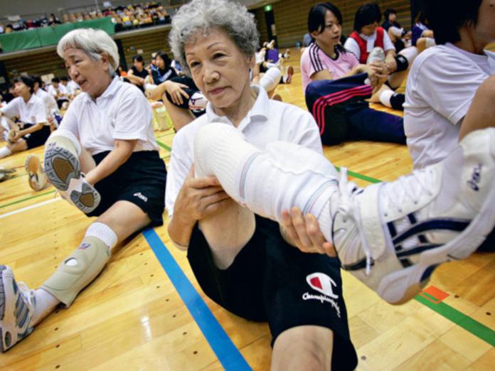 Испанцы по продолжительности жизни обгонят японцев