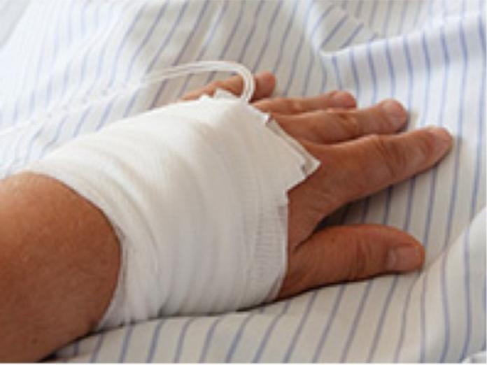 Исследователи создали необычную повязку, способную ускорить затягивание ран