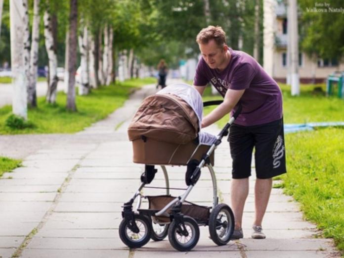 В Великобритании окажут помощь отцам с постродовой депрессией
