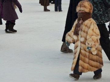 Секретами, как выжить в морозы, поделились якуты. Видео