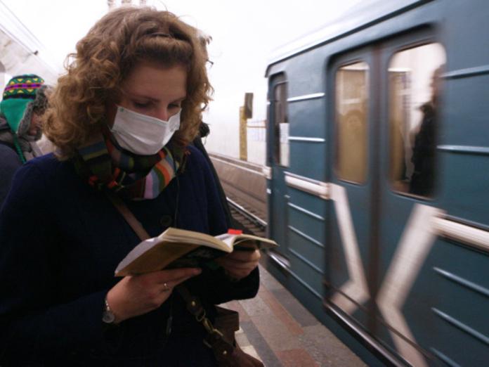 Как не заразиться гриппом в общественном транспорте