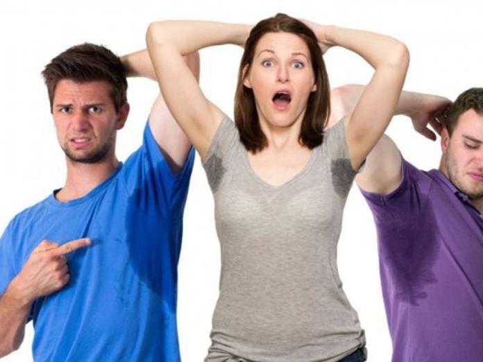 Новое научное решение для снижения неприятного запаха из подмышек