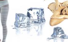 Ледяной массаж – дешевое лекарство