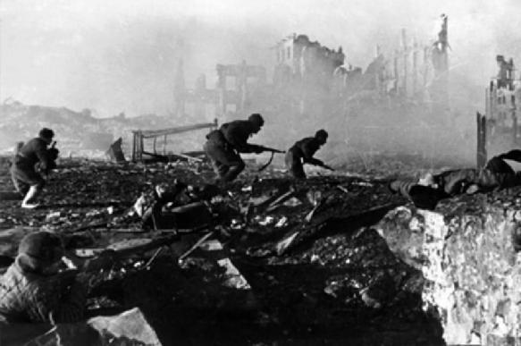 """Американский полковник: """"Я хоть и воевал, но ад Сталинграда представить себе не могу"""""""