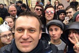 Навальный и ФБК теряют популярность у молодежи