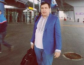 Саакашвили проклял Порошенко в видеобращении