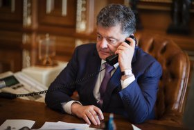Раскрыто: Порошенко тайно звонил Путину и смеялся