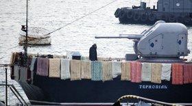 ВМС Украины заявили о гибели своего флота