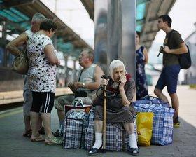 Украинцы массово бегут в обескрымившую их Россию