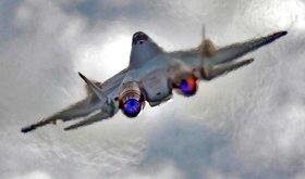 Страшно? F-22 прекратили полеты из-за Су-57 или А-50