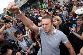 Навальный подал заявку на митинг, которого не будет