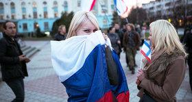Европа расстроена дерзостью Крыма и мощью Путина