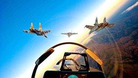 ВВС США запросили добро на уничтожение авиации над Сирией