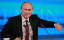 Прямую линию Путина испортили вопросы злых россиян