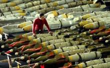 НАТО случайно раскрыли склады ядерного оружия в Европе