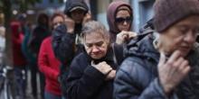 Миллионам пенсионеров грозить участь бедняков