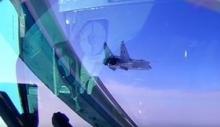Российские МиГ-31МБ вышли в ближний космос для боя