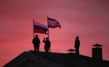 Украину готовят к признанию Крыма российским