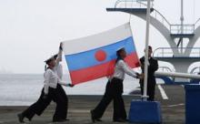 """Абэ едет к Путину """"забрать два Курильских острова"""""""