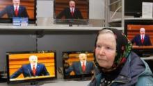 """Белорусское ТВ назвало русских """"захватчиками страны"""""""