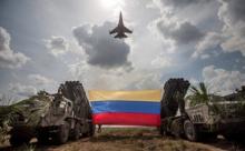 Войска и база РФ в Венесуэле срывают революцию и вторжение