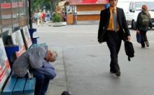 Беднеющим россиянам советуют экономить на ЖКХ
