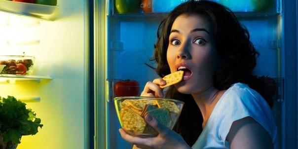 Эксперты: ночные перекусы ухудшают память