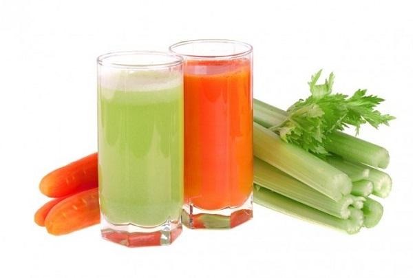 О здоровом питании: как правильно пить соки