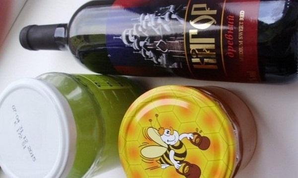 Алоэ с медом и кагором: тройная сила