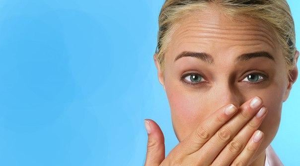 Почему течет кровь из носа?