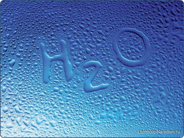 Почему надо пить больше воды?