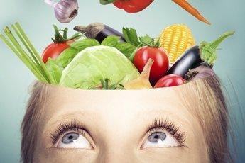 Характер питания и работа мозга