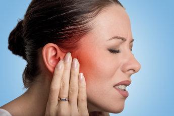 Уши горят: прикусите лямку бюстгальтера и успокойтесь
