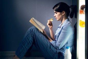 Что можно съесть перед сном без вреда для организма