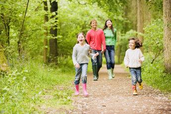 Спокойные прогулки снижают риск болезней сердца
