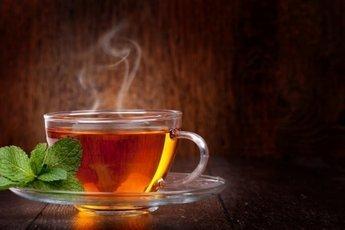 Слишком горячий чай вызывает рак пищевода