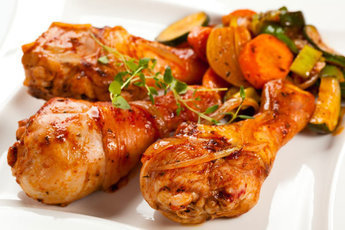 Порция жареной курицы повышает риск ранней смерти у женщин