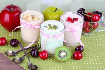 Как правильно выбирать йогурты