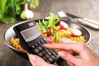 Считая калории, можно похудеть и без физкультуры