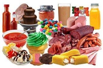 Вредная еда - мина замедленного действия