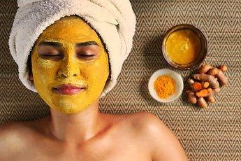 Куркума: польза для кожи
