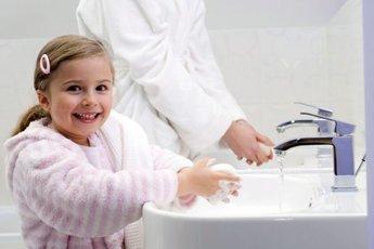 Как привить ребенку правила личной гигиены