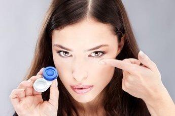 Линзы с шипами сделают переворот в лечении глаз