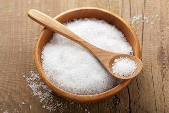 В соли нашли инородный компонент